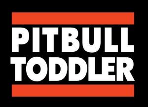 Pitbull Toddler