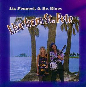 Liz Pennock & Dr. Blues