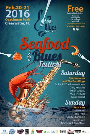Clearwater Seafood & Blues