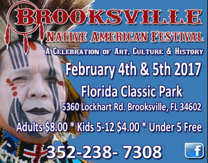 Brooksville Native American Festival