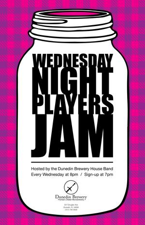 Wednesday Night Players Jam
