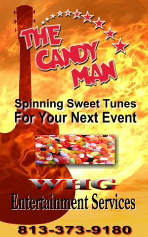 WHG Entertainment/The Candy Man