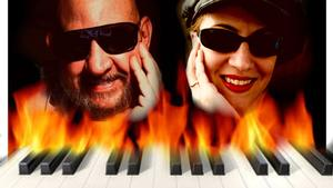 Pianos On Fire