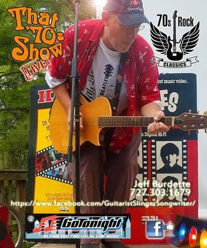 Jeff Burdette & That 70's Show LIVE!