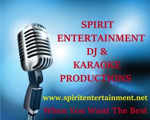 Spirit Entertainment DJ & Karaoke Productions