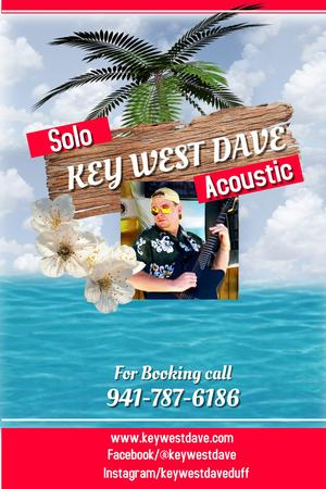 Key West Dave Solo Acoustic