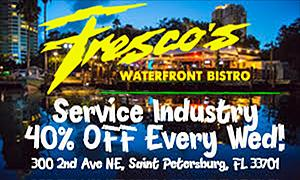 Fresco's Waterfront Bistro