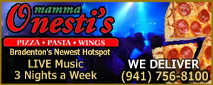 Mamma Onesti's Pizza, Pasta, Wings
