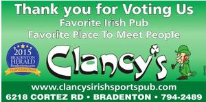 Clancy's Irish Sports Pub and Grill