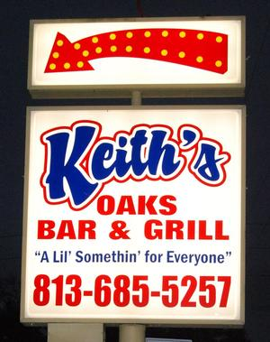 Keith's Oaks Bar and Grill