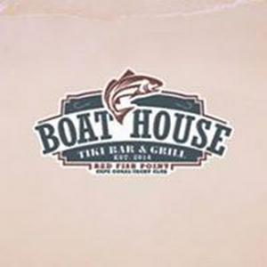 The Boathouse Tiki Bar & Grill - Cape Coral