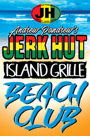 Jerk Hut Island Grille and Beach Club